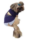 【3/31販売終了】【DOG WEAR】DOG & CATノースリーブ