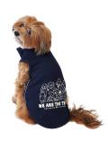 【3/31販売終了】【DOG WEAR】リバーシブルノースリーブ