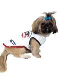 【3/31販売終了】【DOG WEAR】フラッグポケットノースリーブ