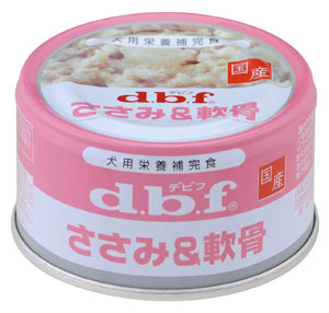 デビフ dbf ささみ&軟骨 85g