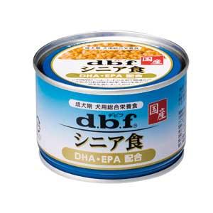 デビフ dbf シニア食 DHA・EPA配合 150g