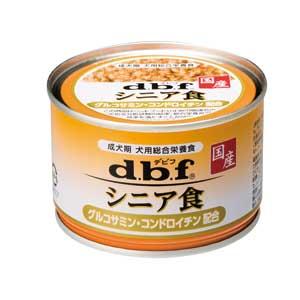 デビフ dbf シニア食 グルコサミン・コンドロイチン配合 150g