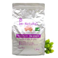 ビィ・ナチュラル シニアライト小粒3.3kg