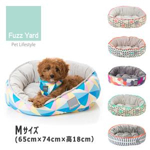 (お取り寄せ商品)Fuzz Yard ファズヤード リバーシブルベッド M