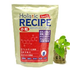 ホリスティックレセピー パピーラム&ライス小粒2.4kg