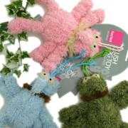 FuzzYard 犬猫用おもちゃ/ぬいぐるみ(ノミ)