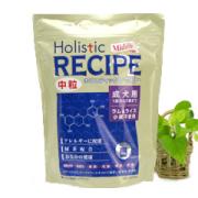 特価品 (賞味期限2017年5月31日) ホリスティックレセピー アダルトラム&ライス中粒2.4kg