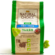 ニュートロ ナチュラルチョイス ラム&玄米 中型犬〜大型犬成犬用