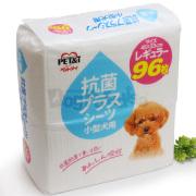 ペットアイ 抗菌プラスシーツ 小型犬用 レギュラー 96枚