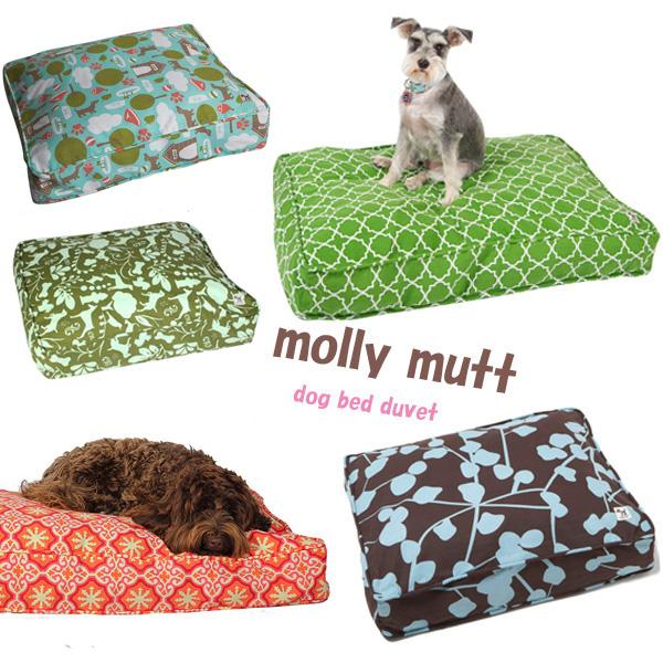 犬のベッド 大型犬 【molly mutt・ モリーマット】ドッグベッドカバー Mサイズ 大型犬用