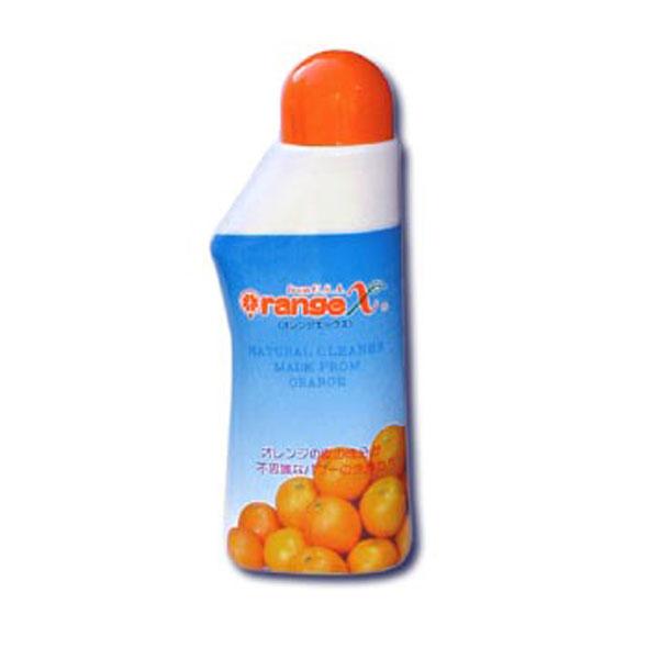 オレンジの成分でありとあらゆる汚れを落とす【オレンジX・800ml】
