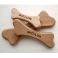 犬用木のおもちゃ 切り抜きタイプ