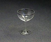 ガラス製 Champagne Glass