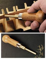 ミニ釘用ハンマー (全長約170mm)