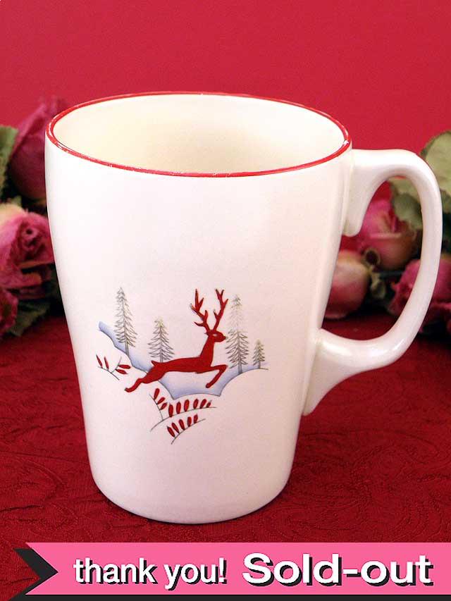 <超レア♪クラウン・デボン>1955年:「ストックホルム」のとても珍しいマグカップ