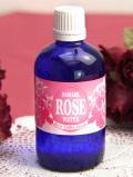 【再入荷!】天然100%♪ バラの国ブルガリアの最上質品ダマスク・ローズウォーター