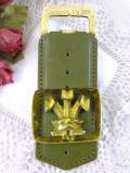 1969年:プリンス・オブ・ウェールズ「ダイアナ妃」♪とても珍しいコロネーションの無垢の真鍮の栓抜き