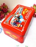 <フランス製>「PATISSIER BISCUITIER BRETON」フランスの伝統的なビスケットの可愛いイラストの大きなTIN缶