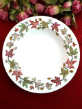 <WEDGWOOD>四季のつたの葉たち♪貴重で珍しい「IVY HOUSE」のスープボウル