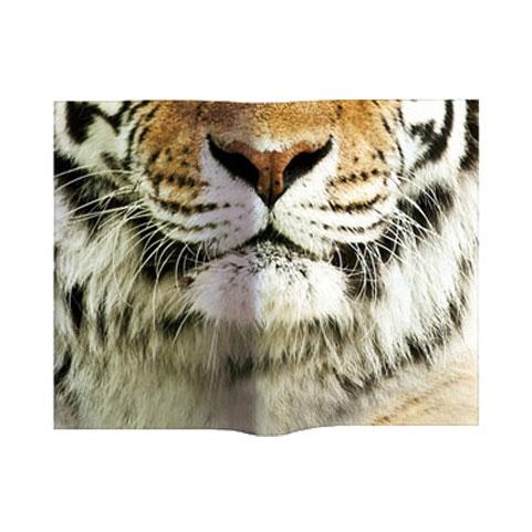 アニマルマスクブックカバー Tiger