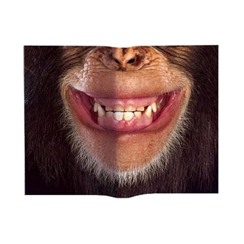 アニマルマスクブックカバー Chimpanzee