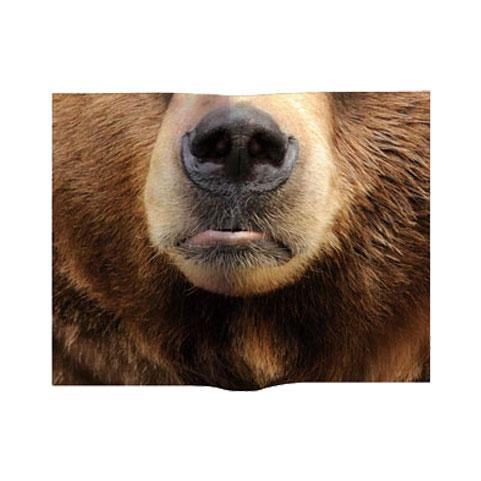 アニマルマスクブックカバー Bear