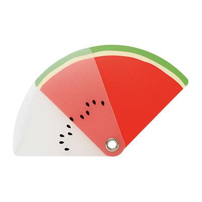 ポケットサイズうちわ Watermelon
