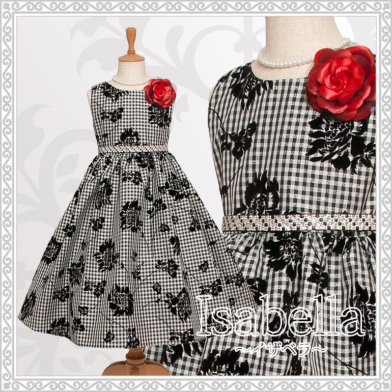 子供ドレス イザベラ