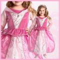 コスチューム★ハロウィン/S/M/L/XL★Traditional Princess 11302 Sleeping Beauty なりきりオーロラ姫! 眠れる森の美女 オーロラ姫みたいなプリンセスドレス