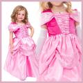 【送料無料】コスチューム★ハロウィン/S/M/L/XL★Satin Princess 11056 Satin Pink Beauty なりきりオーロラ姫! 眠れる森の美女 オーロラ姫みたいなプリンセスドレス
