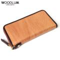 WOODLUM_REAL WOOD WALLET -YAKUSUGI-_屋久杉 長財布 リアルウッド ウォレット