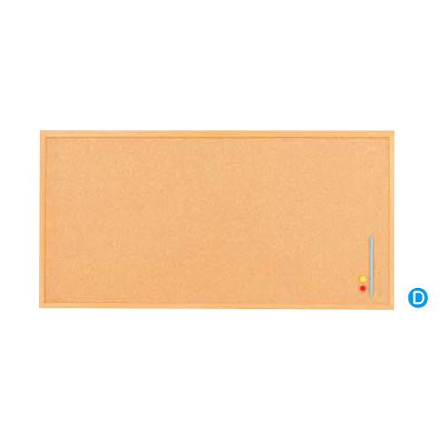 内田洋行 ウチダ UCHIDA コルク張り掲示板 3×6型 1808×911mm  6-190-2536 ▽
