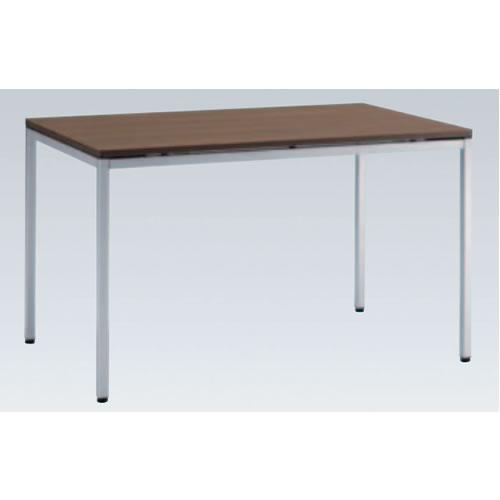 岡村製作所 オカムラ OKAMURA トレッセ ミーティングテーブル W1200×D800×H720 L677CS-MQ88(ネオウッドミディアム)/L677CS-MQ89(ネオウッドダーク)