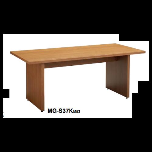 コクヨ KOKUYO 役員家具 マネージメントS370シリーズ 会議用テーブル W1800×D850×H720 MG-S37KM53/MG-S37KM55/MG-S37KM59