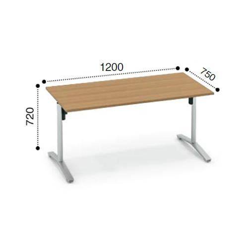 VIENA ビエナミーティングテーブル