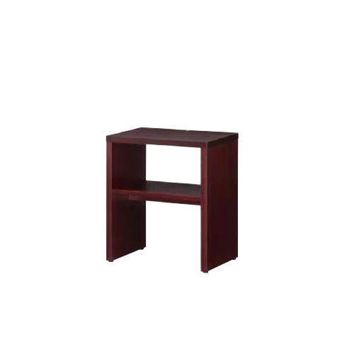 内田洋行 ウチダ UCHIDA 役員家具 EDファニチュア SUシリーズ サービステーブル W600×D450×H720 6-320-8150