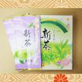 【予約新茶】深蒸し新茶|100g2袋箱入り