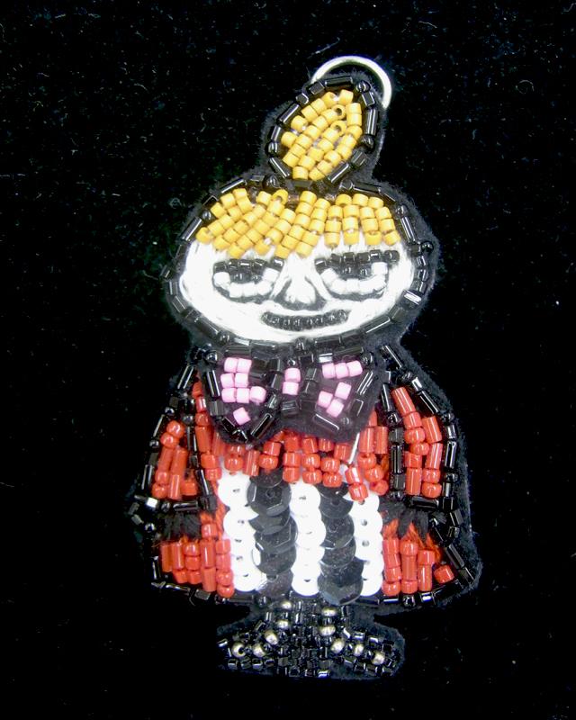 Lolocott(ロロコット)×MOOMIN 【 ミイ Small 】