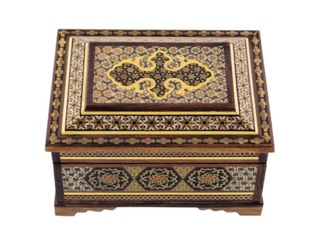 カタム Jewelry Box 約16×10×13cm kj016010001