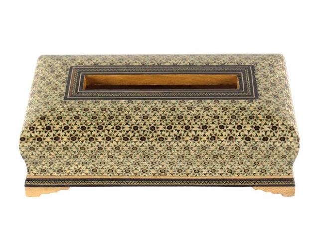 カタム Tissue Box 約26×9×14cm kt026009001