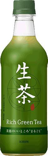 生茶 500ml 24本入り×1ケース(キリン)【クレジット決済のみ】KK 【月間特売】