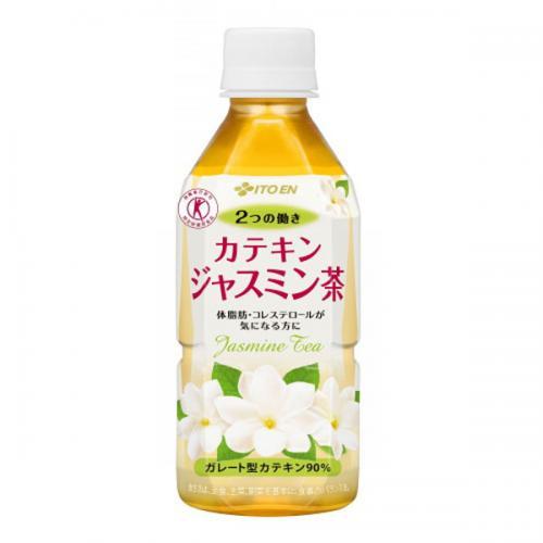PET カテキンジャスミン茶 350ml 24本入り×1ケース(伊藤園)【クレジット決済のみ】