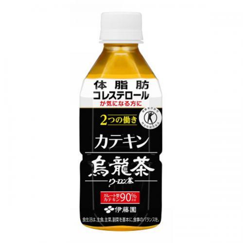 PET カテキン烏龍茶 350ml 24本入り×1ケース(伊藤園)【クレジット決済のみ】