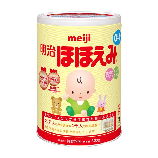 粉ミルク 明治ほほえみ 800g  [meiji]