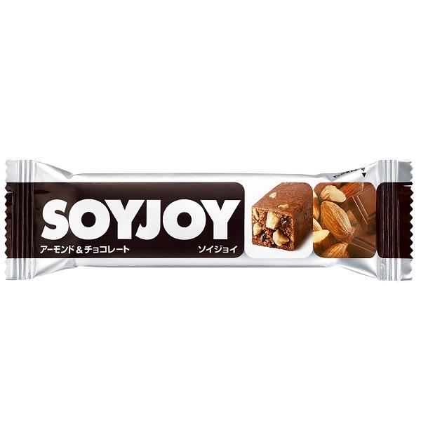 SOYJOYアーモンド&チョコレート 48個入り×1ケース(大塚製薬)【クレジット決済のみ】(MS)