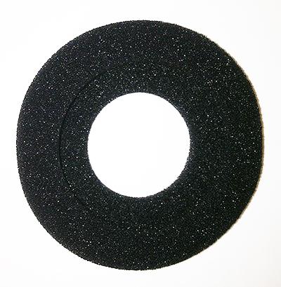 エンタープライズ製ヘッドセット用イヤーパッド EN-EP(BK)-01(スポンジタイプ ブラック 1個から)