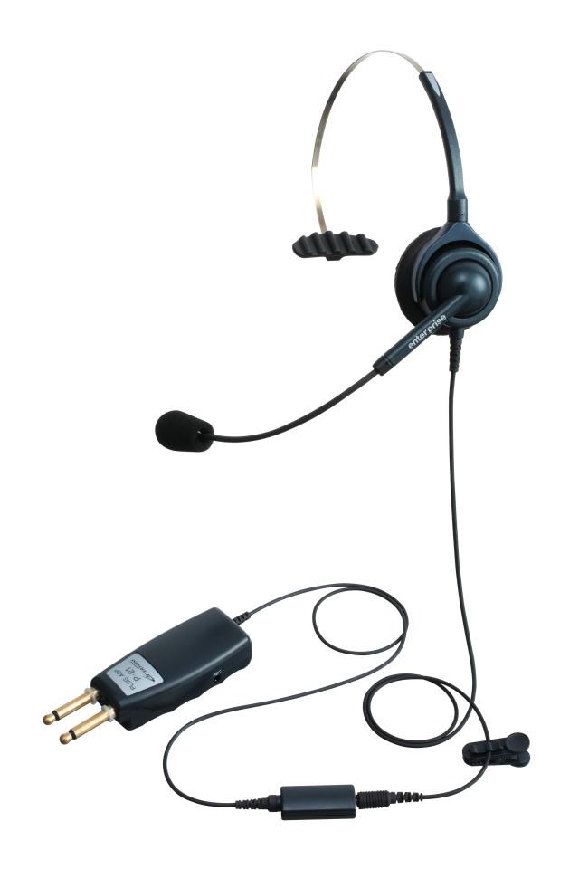 エンタープライズ製プラグP21パック片耳タイプ 中継台・交換機向け(プラグ接続)