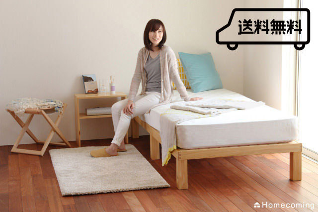国産手作り ひのきのすのこベッド