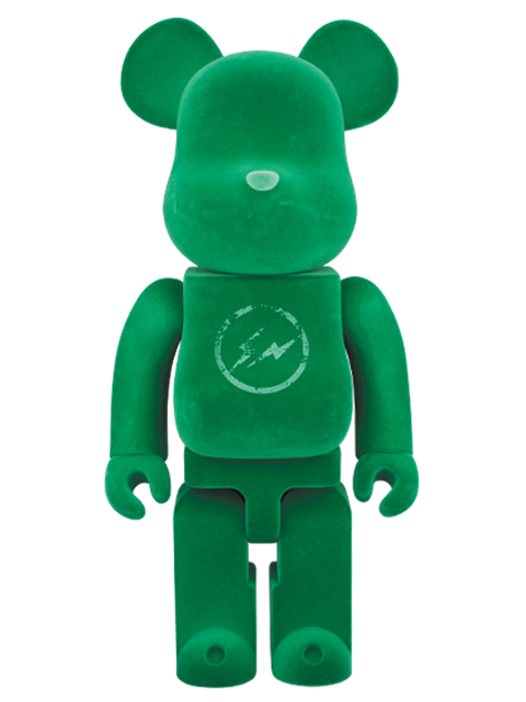 fragment design THE PARK-ING GINZA BE@RBRICK ベアブリック 400%