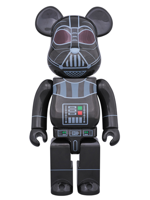 MEDICOM TOY EXHIBITION '17開催限定 DARTH VADER(TM) Rogue One Ver. BE@RBRICK ベアブリック 400%